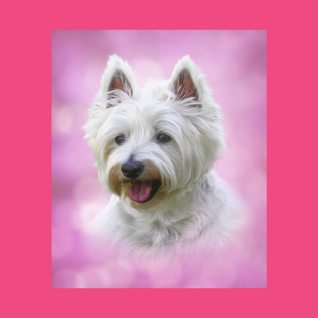 Adorable Australian Terrier Puppy Portrait