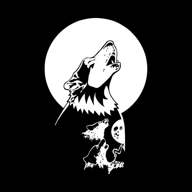 Four Wolf Moon