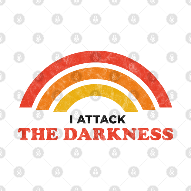 DnD - I Attack the Darkness