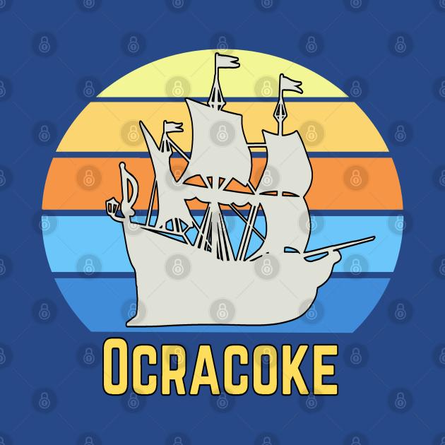 Ocracoke Island Ship