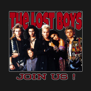 d637321fe58 The Lost Boys T-Shirts