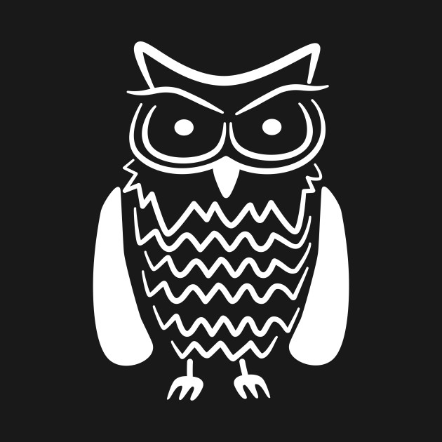 Cute Owl T-Shirt