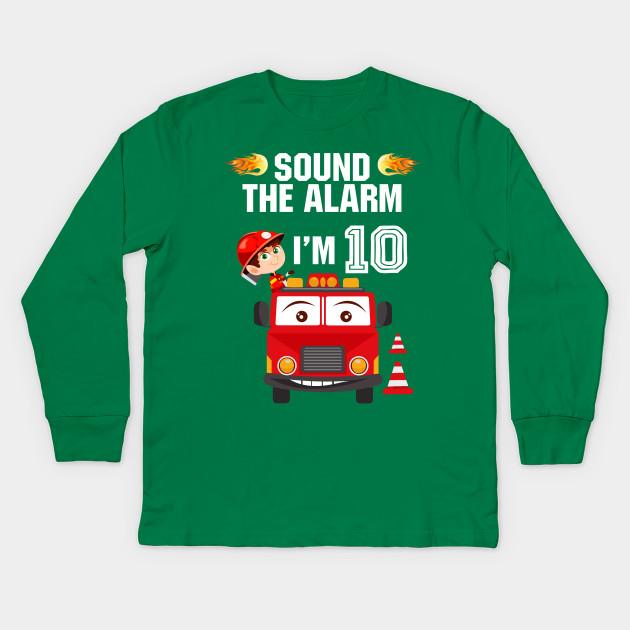 Birthday Boy Shirt For 10 Year Old