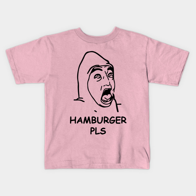 Pink Guy Hamburger Pls