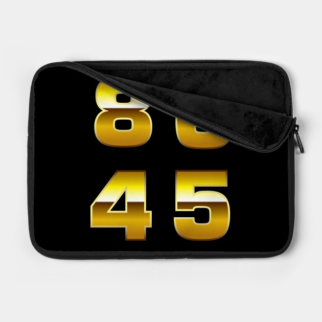 gold 86 45 Anti Trump T-Shirt