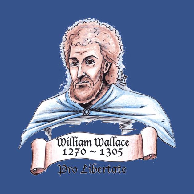 William wallace braveheart t shirt teepublic