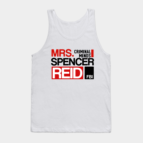 a47c44cd9b8619 Spencer Reid Tank Tops