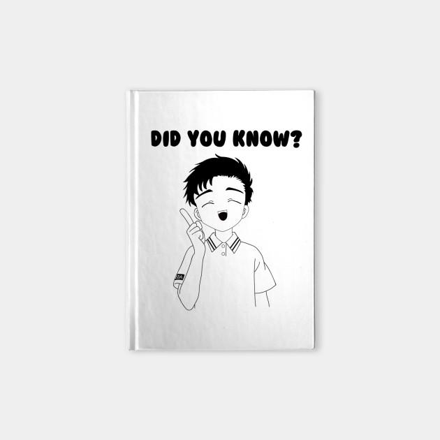 Yamazaki Kun - Did You Know? - Cardcaptor Sakura parody T-Shirt - black T-Shirt
