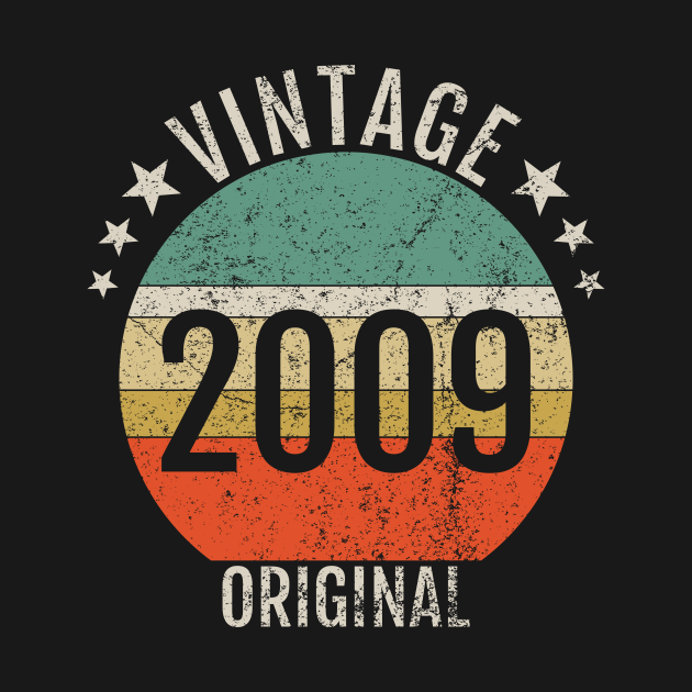 Best Vintage 2009, Original Born in 2009
