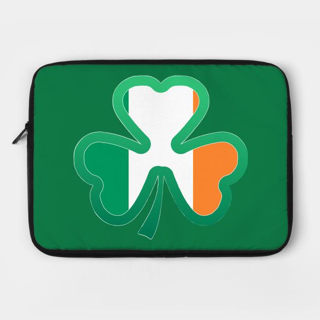 Irish Flag for st patricks day, Irish Shamrock