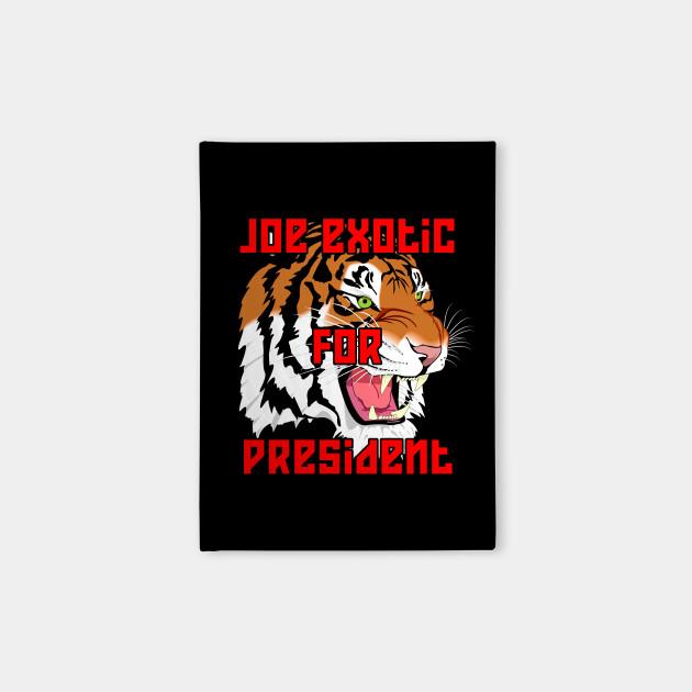 joe exotic for president T-Shirt