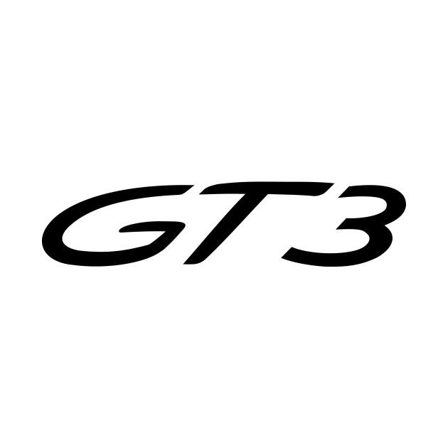 Porsche Gt3 Porsche 911 Gt3 Logo T Shirt Teepublic