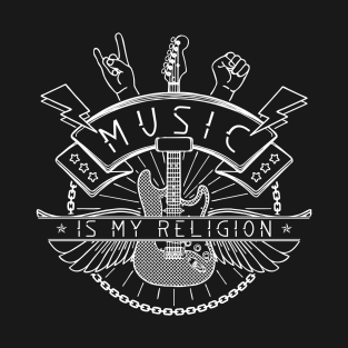 Music Lover & Musician t-shirts