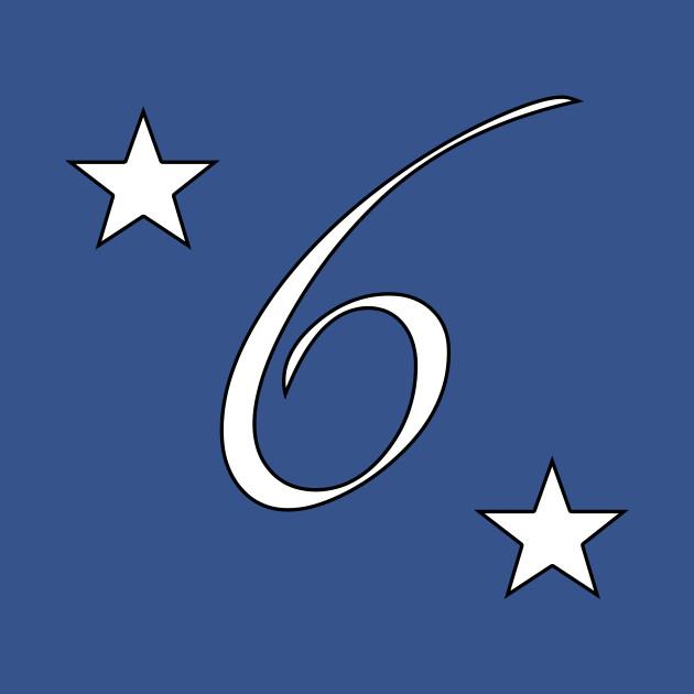 Dragon ball Super - Universe 6 Logo