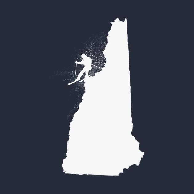Ski New Hampshire Skier