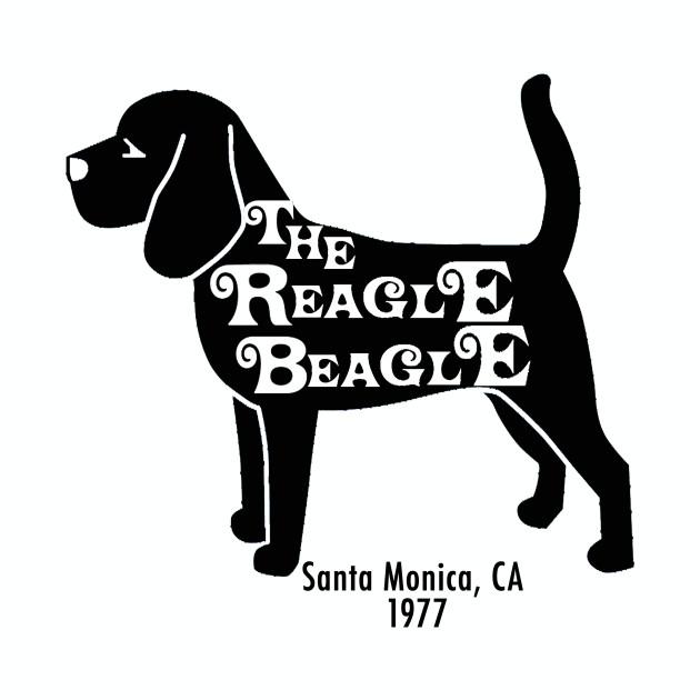 Three's Company The Reagle Beagle Unofficial Shirt