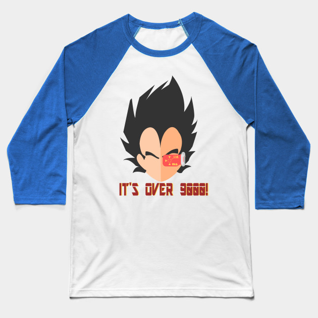 IT'S OVER 9000! - Vegeta