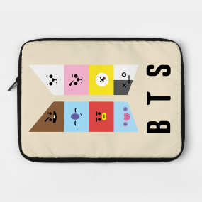 info for 2fc1f e68cc BTS Laptop Cases and KPop Designs | TeePublic