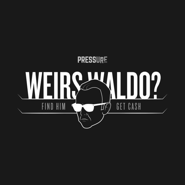 Weirs Waldo - Find Him, Get Cash