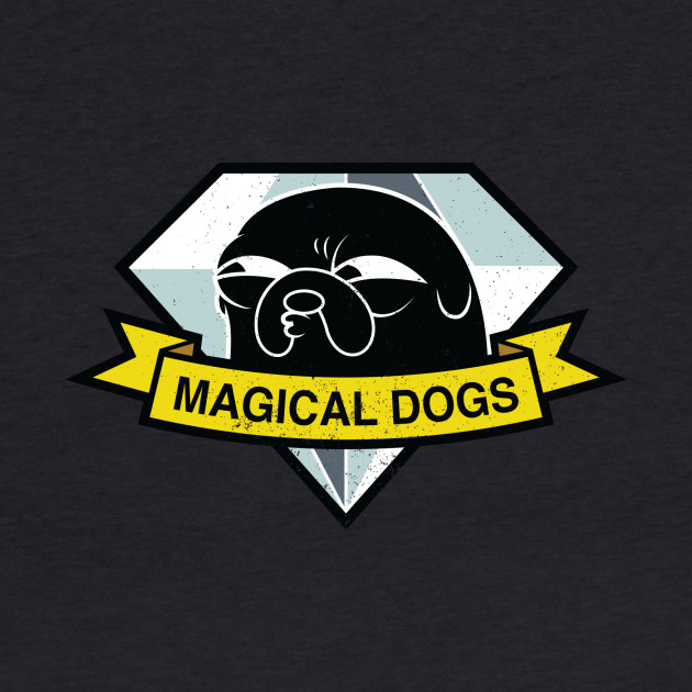 Magical Dogs