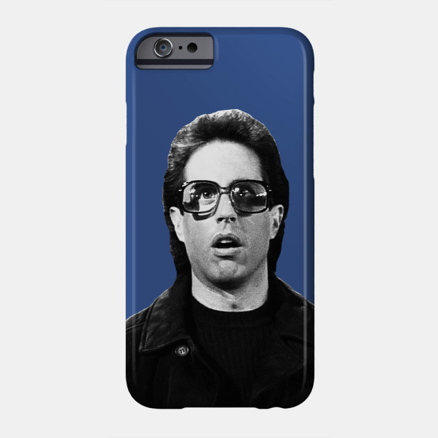 Jerry Seinfeld Glasses iphone case