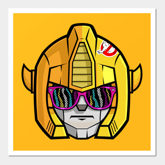 Bumble Through The 80s, Bumblebee, 80s Transformer - Transformers ...