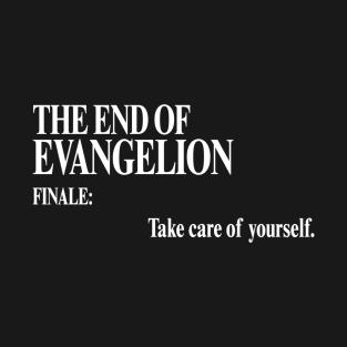 Evangelion t-shirts