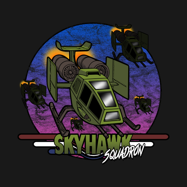 Skyhawk Squadron
