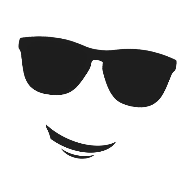 10eef678d44 Smiling Face With Sunglasses emoji - Smiling Sunglasses Emoji - Kids ...