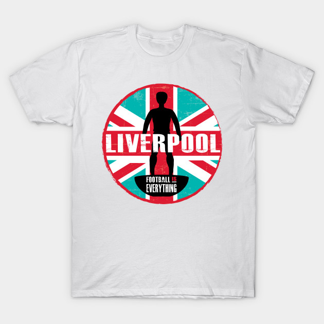 c801179e5 Football Is Everything - Liverpool FC Pride - Liverpool Fc - T-Shirt ...