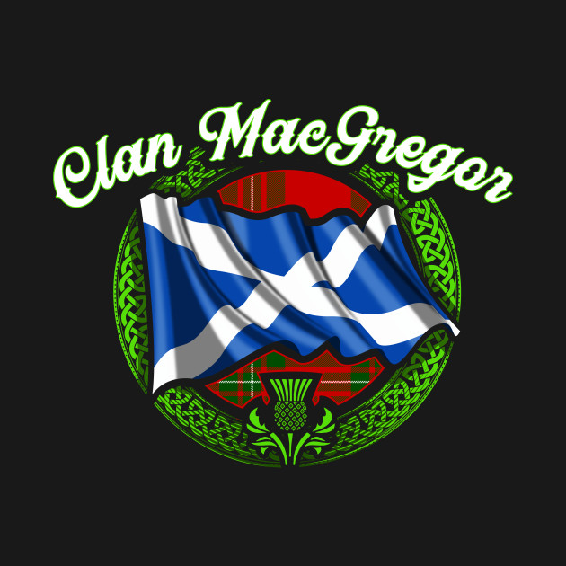 Scottish Flag Clan MacGregor