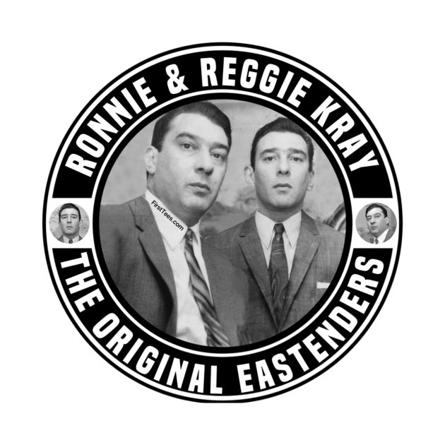 Ronnie & Reggie Kray