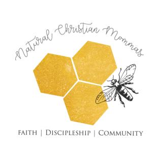Natural Christian Mommas Logo t-shirts