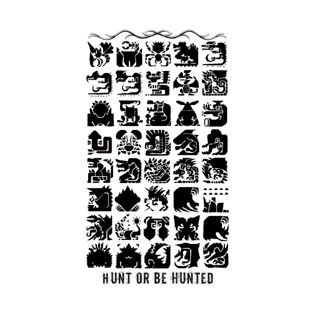 Monster Hunter - Hunt or be Hunted v2