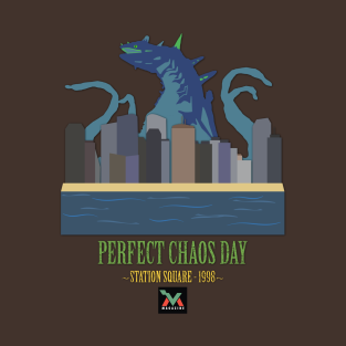 Perfect Chaos Day t-shirts