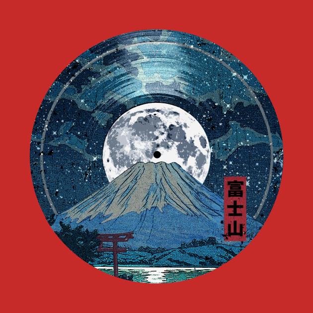 Mt. Fuji Night LP Sky