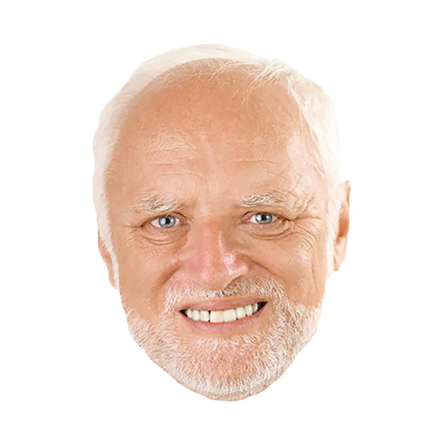 Image result for hide the pain harold