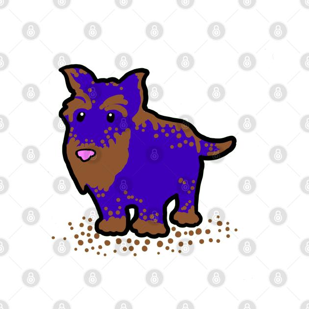 Mucky dog