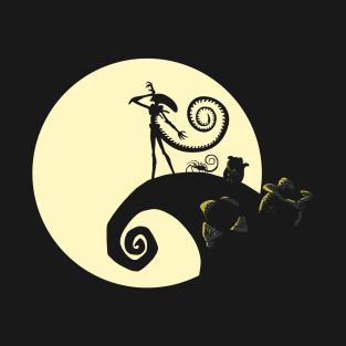 Alien nightmare t-shirts
