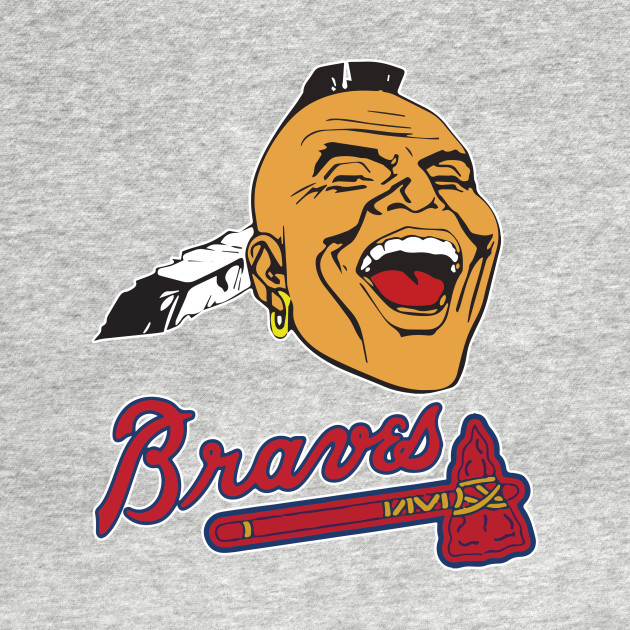 Screaming Indian Braves Shirt