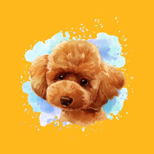 poodle - Poodle - T-Shirt | TeePublic
