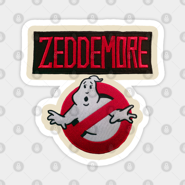 Winston Zeddemore Ghostbuster - with Proton Pack on back side