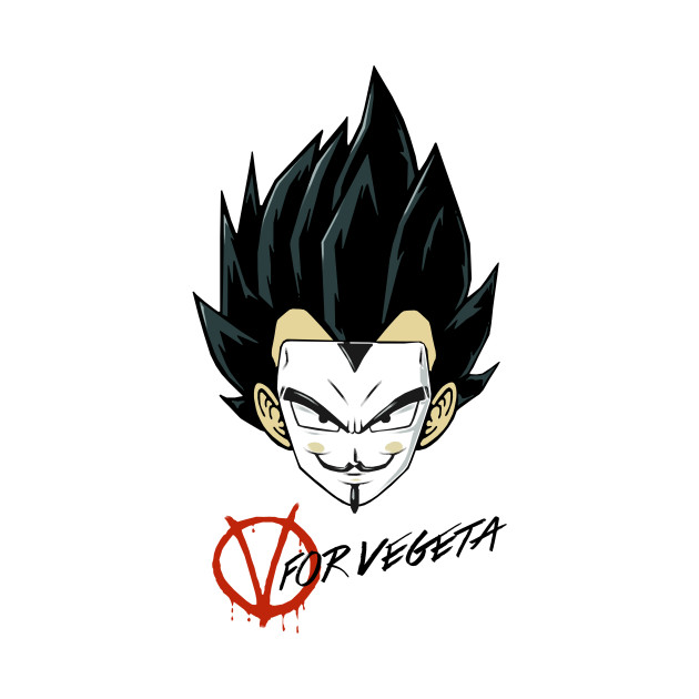 V for Vegeta