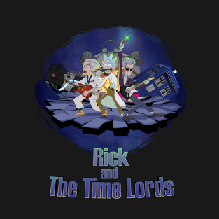 Rick and The Time Lords