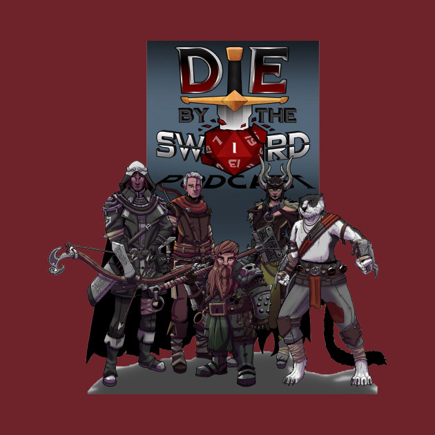 Die by the Sword Group Cast