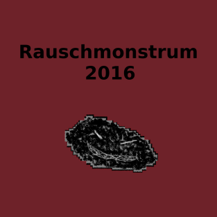 Rauschmonstrum 2016- With Image