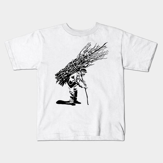 cf4d7b6c Led Zeppelin IV - Led Zeppelin - Kids T-Shirt | TeePublic