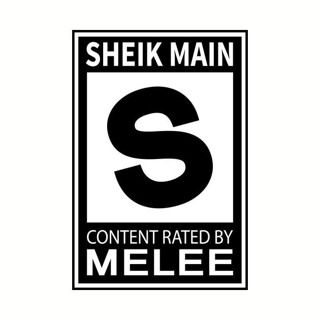 ESRB Melee - Sheik