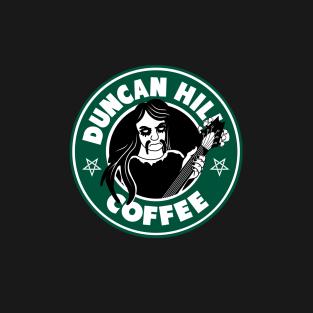 Duncan Hills Coffee (Toki) t-shirts