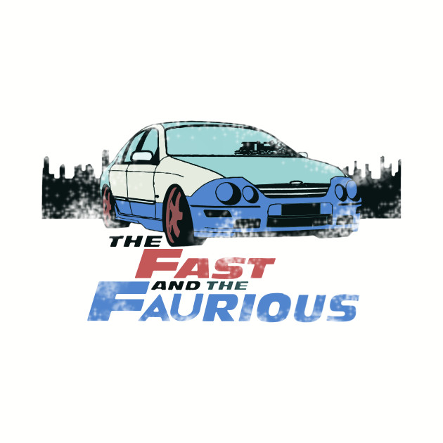 The Fast and furious grunge
